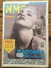 NME 26/9/92 Madonna cover, Meat Beat Manifesto, The Jayhawks, Consolidated, 4AD