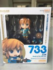 GoodSmile 2017 Nendoroid 733 The Legend of Zelda Breath of the Wild Link A102A