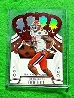 ISAIAH SIMMONS PRIZM RED FOIL ROOKIE CARDINALS 2020 CHRONICLES DP CROWN ROYALE