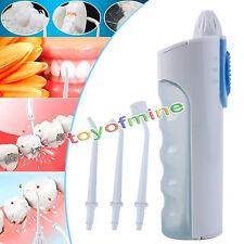 Hygiène buccale Irrigateur dentaire Dents de soie dentaire Jet Pick Cleaning Kit