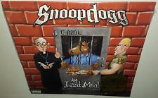 SNOOP DOGG THE LAST MEAL (2017 REISSUE) BRAND NEW SEALED VINYL LP