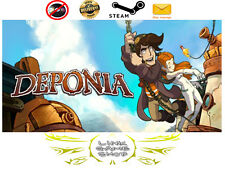 Deponia PC & Mac Digital STEAM KEY - Region Free