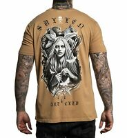 Sullen Art Collective Angels Mens T-Shirt MMA UFC Tattoo Clothing