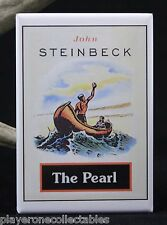 "The Pearl Book Cover 2"" X 3"" Fridge / Locker Magnet. John Steinbeck"