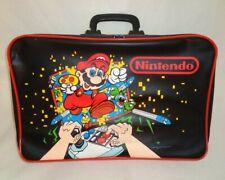Nintendo 1988 Vintage Suitcase Super Mario Bros RAD Collectors NES ~ RARE