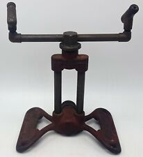 1920s Rain King Model D Cast Iron Lawn Sprinkler Chicago Flexible Shaft Co Works