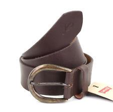 Levi ´ S Cintura in pelle Unisex 221419 Marrone Taglia 85 Cm (Larghezza 3,8 Cm)