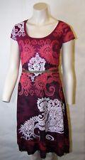 "B N W Tags Desigual Elegant & Stylish dress ""Liz"" Gorgeous colour ""XL"""