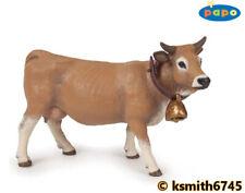 Papo Riccio solido in plastica giocattolo fattoria Pet Animale foresta NUOVO *