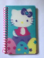 Hello Kitty Spiral Notebook 55 In
