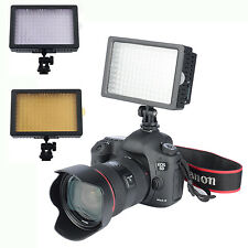 Highlight 160 LED Studio Video Light for Canon Nikon DSLR Camera DV Camcorder