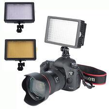 Highlight 160 LED Studio Video Light for Canon Nikon DSLR Camera DV Camcorder