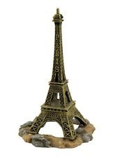 ✔Heritage PE271 Paris Eiffel Tower Ornament Fish Tank Aquarium Decoration 25cm ✔