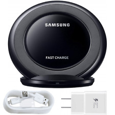 Samsung Fast Charge Qi Wireless Charging Stand Dock Pad For Galaxy S10 S10+ S10e