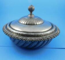 Derby Silver Company Casserole Serving Dish Quadraplate 2811 Marked