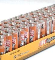 200 AA Batteries Extra Heavy Duty 1.5v. Wholesale Lot New Fresh