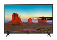 "LG 43UK6300PLB 43"" 2160p 4K Ultra HD LCD Smart TV"