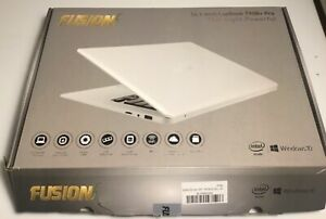 fusion 5 laptop with charger in excellent condition in box with screen protector
