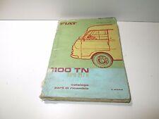 Manuale ricambi Fiat 1100TN Tipo 217N  edizione 1964  [3624.17]