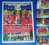 CRISTIANO RONALDO,PORTUGAL FOOTBALL TEAM, Portugal Campeão Autografado, O JOGO