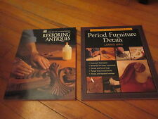 Woodworking Books / Set of Two