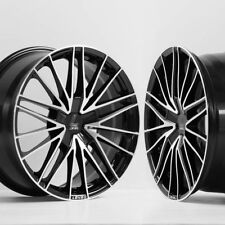 """JANTES en Alliage X4 18 """" LENSO ESD pour 5X112 AUDI A4 A6 A8 TT Roadster"""