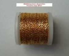 Madeira Metallic no. 25 - 40 M Colour 2522 Gold