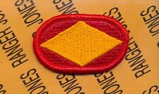 US Army 18th Field Artillery Brigade Airborne para oval patch m/e #6