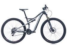 2012 Specialized Stumpjumper FSR Comp 29 Mountain Bike 17in Medium Aluminum