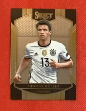 New listing Thomas Muller 2016-17 Select Soccer #75 Germany FREE S/H