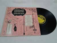 Preacher Rollo and The Five Saints LP Dixieland Favorites MGM 3259 NOLA VG++/VG+