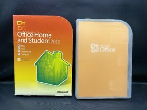 MICROSOFT OFFICE HOME AND STUDENT 2010 3 USERS FAMILY PACK SOFTWARE WITH KEY