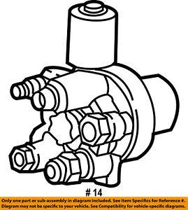 Dodge CHRYSLER OEM 99-03 Ram 3500 Van 5.2L-V8 Fuel System-Pressure Reg 5189131AA