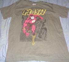 The Flash shirt size Large L DC Comics Justice League of America JLA RARE