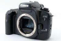 [NEAR MINT] Canon EOS 7 35mm SLR Film Camera Body Only From Japan #560161