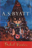 """VERY GOOD"" Babel Tower, Byatt, A S, Book"