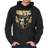 Viking Wikinger Valhalla Odin Thor Nordisch Kapuzenpullover Hoodie Sweatshirt
