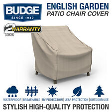 Patio Chair Cover Outdoor Garden Furniture Uv Waterproof Protection Tan Tweed