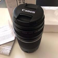 Brand New - GENUINE CANON EF 75-300mm f/4.0-5.6 III Telephoto Lens 6473A003 (AA)