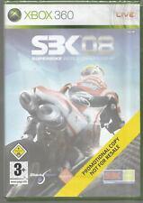 SBK-08 Superbike World Championship XBOX 360 (Promotional Copy)