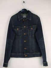 Lee Slim Rider Jacket Jeansjacke Jacke L888DXUE Herren Größe M