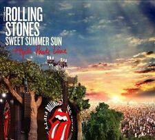 Rolling Stones Sweet Summer Fun Hyde Park Live New 2CD + DVD Cut UPC