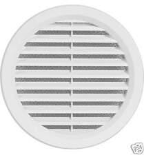 Grille ventilation-échappement Grille, plastique, protection insectes-environ, deckmaß: 160 mm (vm140)