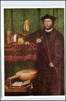 """Künstlerkarte Hans Holbein """"Die Gesandten"""" Kunst AK"""