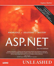ASP.NET Unleashed by Stephen Walther (Paperback, 2003)
