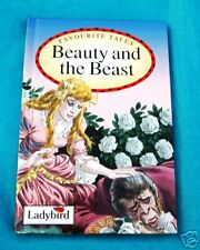 LADYBIRD BOOK - FAVOURITE TALES - BEAUTY & THE BEAST - FINE - FREE P&P
