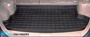 KIA Sportage II 2004-2010 Boot Cargo Trunk Liner Mat BLACK