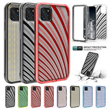 Case for iPhone 11 Pro Max ShockProof Heavy Duty Dual Layer TPU Silicone Cover
