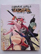 Samurai Girl Vol 1, DVD, FSK 16, gebraucht,