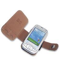 Eixo Leather Case Bicolor O2 XD A Mini Pro, S, T-Mobile MDA Vario (Book-Style